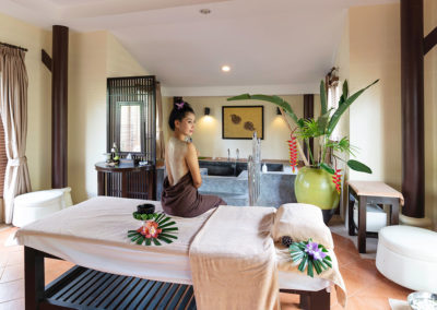 Bahya Spa - Seaview Resort Khaolak