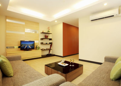 2 Bedroom Family Residence