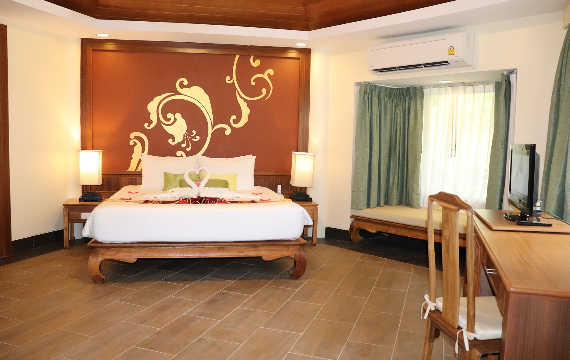 Room - Seaview Resort Khoalak