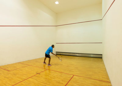 Squash room - Seaview Resort Khaolak