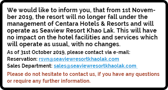 Seaview Resort Khaolak